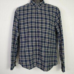 Scotch and Soda Button Down Long Sleeve Shirt